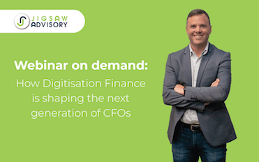 How digitisation finance is shaping the next generation of CFO's